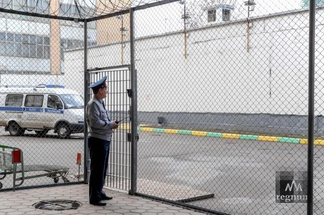 Подозреваемый в покушении на волгоградского губернатора отправится в СИЗО