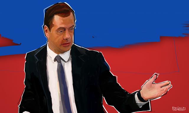 Медведев наконец-то осознал значимость статистики – Михаил Делягин