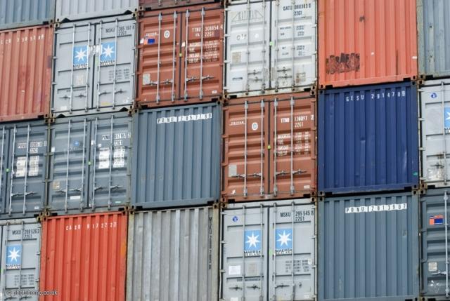 Товарные контейнеры