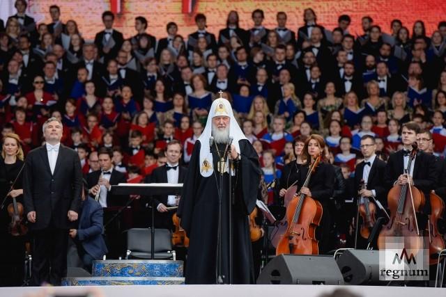 Москва празднует День славянской письменности — фоторепортаж