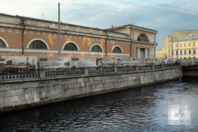 Конюшенное ведомство Петербурга: между руинами и новой доминантой