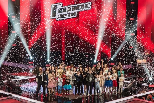 Эрнст объявил всех финалистов шестого сезона «Голос.Дети» победителями