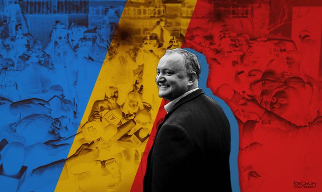 Молдавия: коалиция Додона-Плахотнюка может быть создана в начале июня