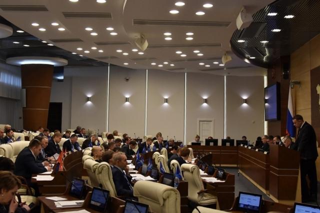 Депутаты Прикамья начнут дистанционно голосовать за законопроекты