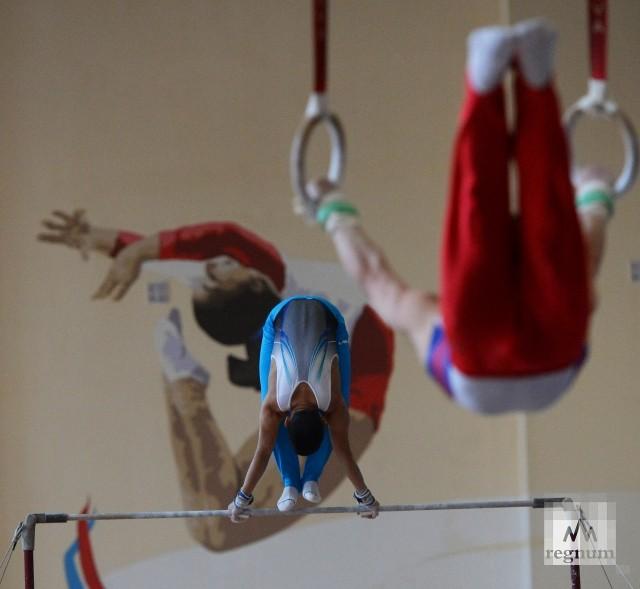 XIX Традиционный турнир по спортивной гимнастике на призы олимпийского чемпиона Александра Дитятина 2019
