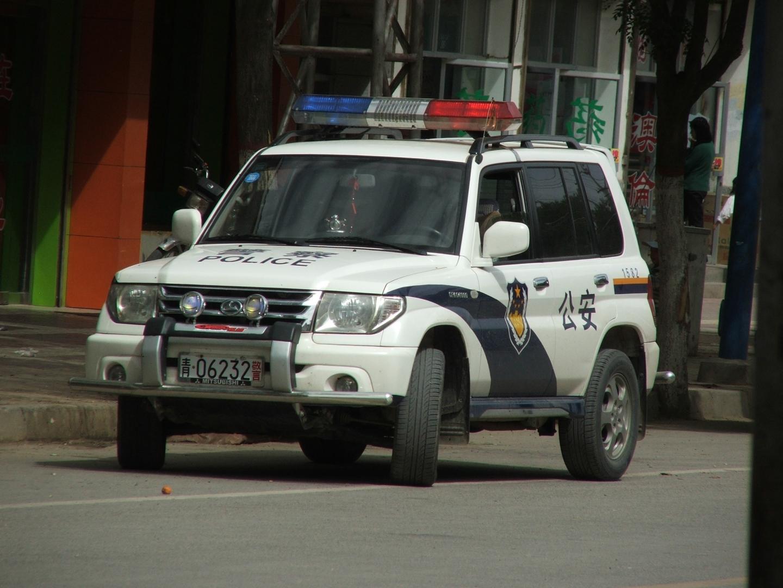 Полиция. Китай