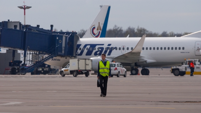 Вернувшийся в аэропорт Сургута самолёт приземлился в штатном режиме