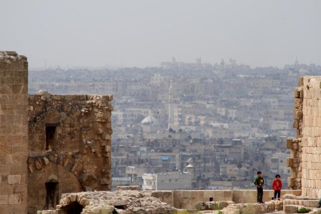 Алеппо. Сирия