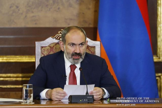 Выступление Никола Пашиняна о судебно-правовой системе