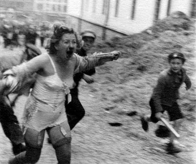 Львовский погром. 1941