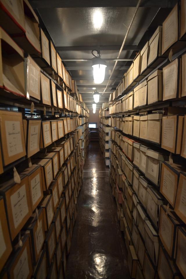Хранилище архива