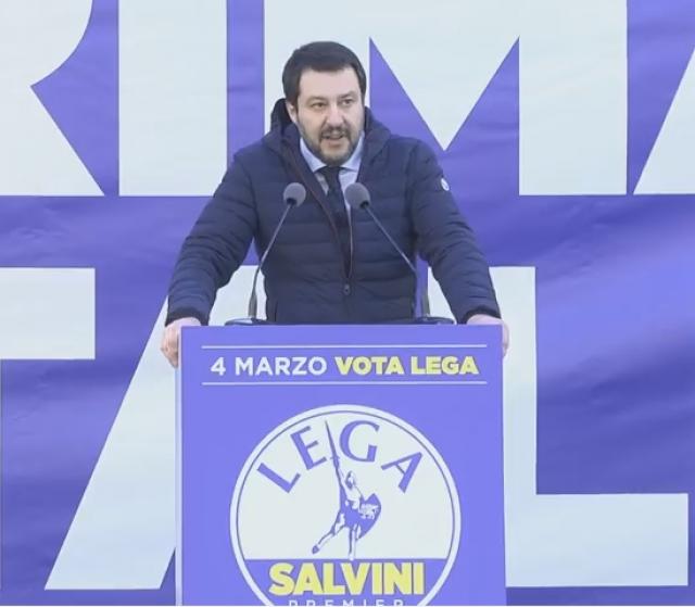 Маттео Сальвини пообещал изменить и спасти Евросоюз