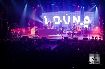 Концерт группы Louna в Санкт-Петербурге