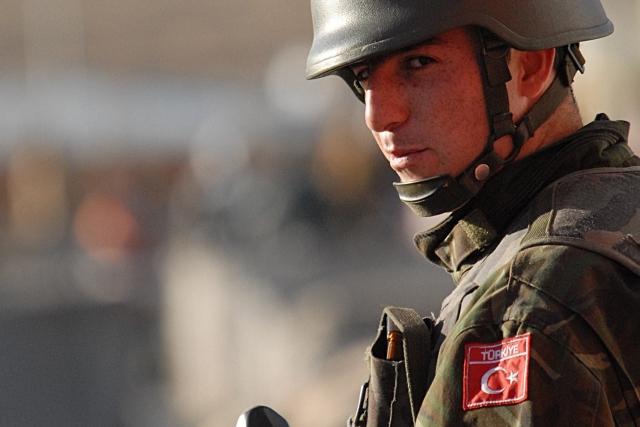 Турция принимает закон о новой системе призыва на воинскую службу