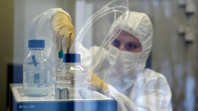 Разработка вакцины