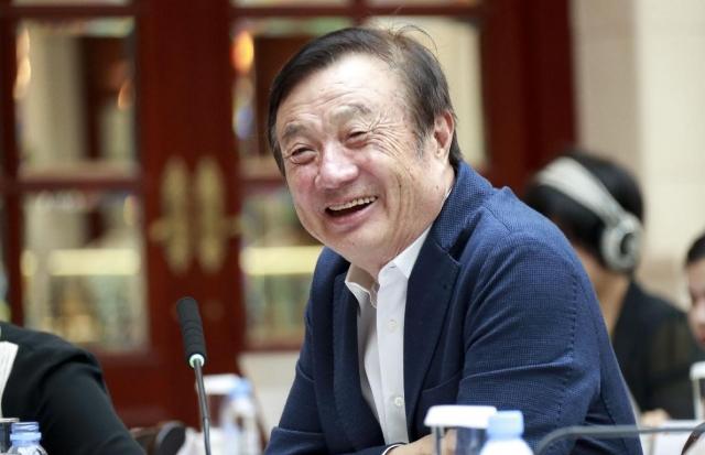Жэнь Чжэнфэй, основатель Huawei