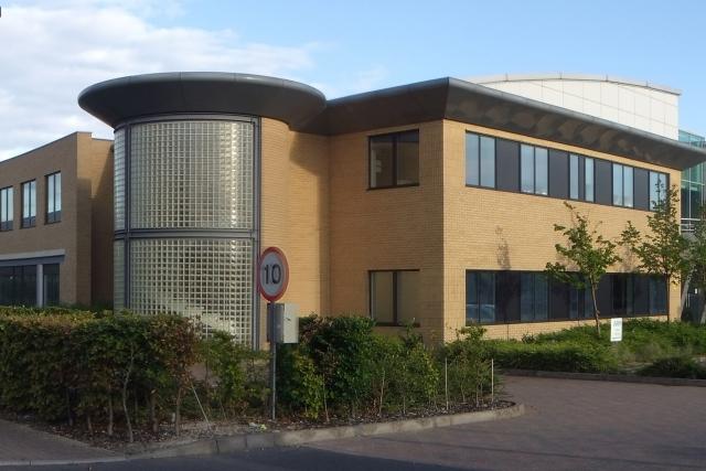 Здание британской компании ARM