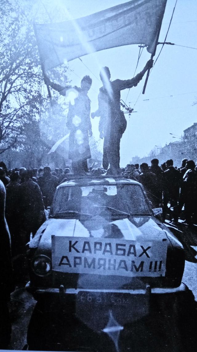В Карабахе создан альянс «Миацум»: Конечная цель – воссоединение с Арменией