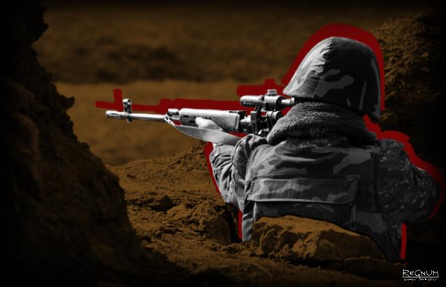В «Снайперском рубеже» победу одержали приамурские курсанты