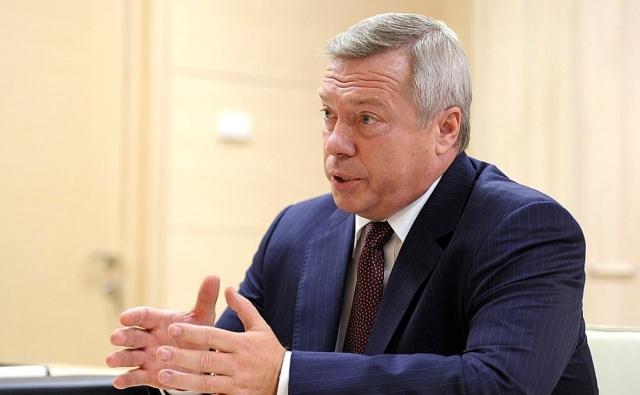 Новость об отставке ростовского губернатора Голубева оказалась фейком