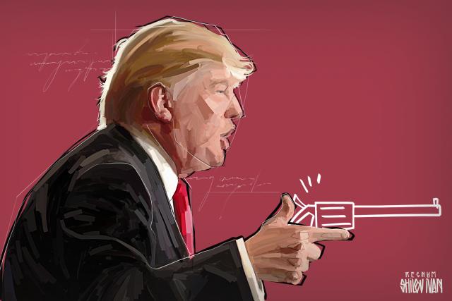 Atlantic Council: Трамп решил открыть второй фронт торговой войны