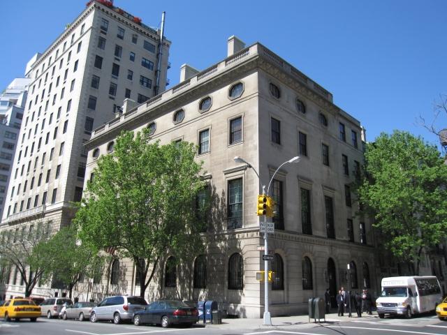 Здание Совета по международным отношениям