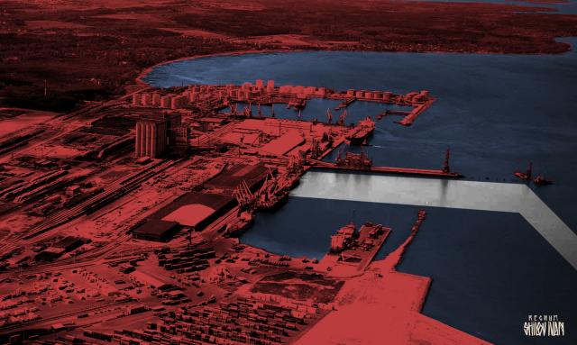 Порты: Эстония добивается внимания России