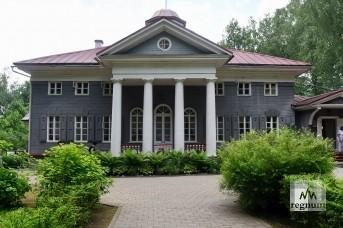 Музей заповедник А.С. Пушкина в деревне Захарово