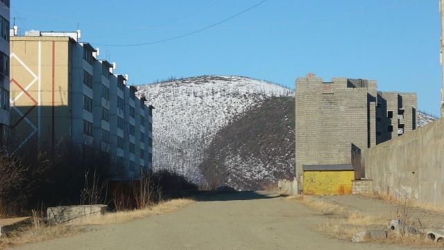 Жилые дома в арктической зоне