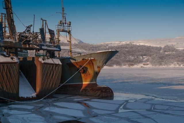 Арктический порт