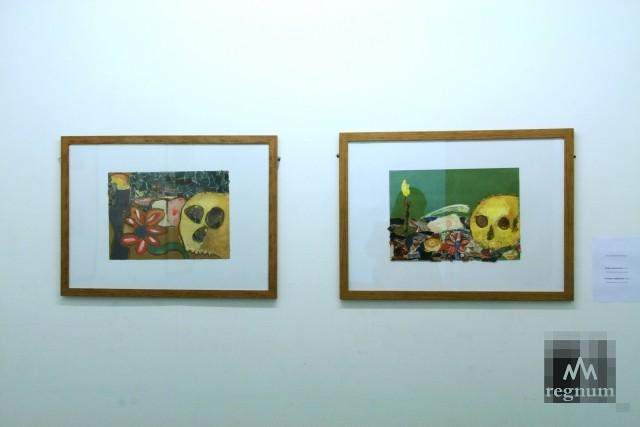 Работы с выставки «Маленькая история искусства. Золотой век»