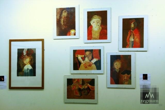 Работы с выставки «Маленькая история искусства. Золотой век» — «Возвращение блудного сына»