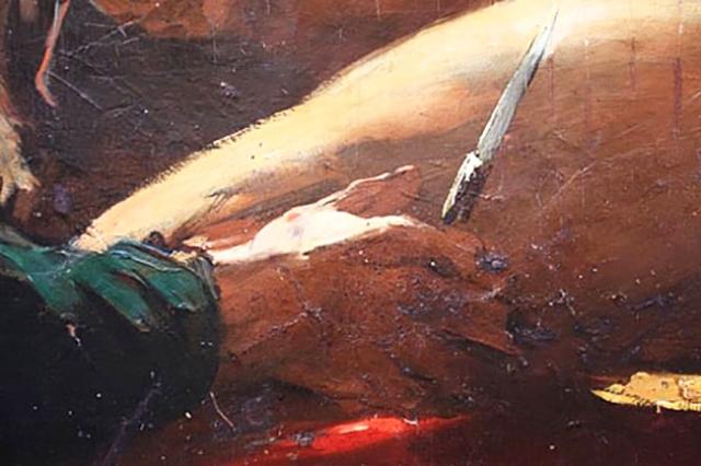 Михай Мункачи. Убийство. 1882–1887