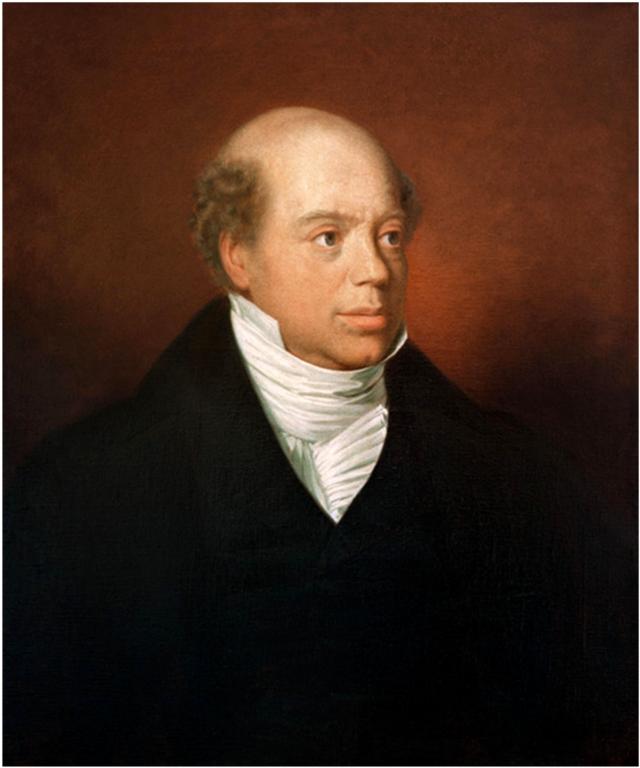 Мориц Даниэль Оппенгеймер. Портрет основателя английской ветви Ротшильдов Натана Майера Ротшильда (1853)