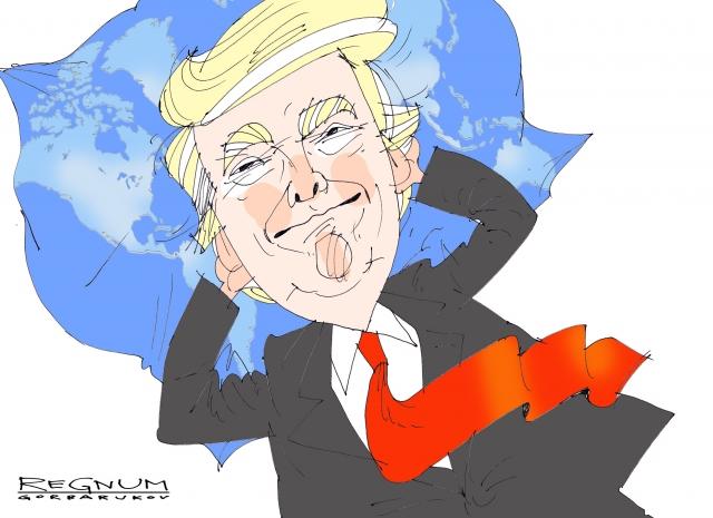 США продают в ЕС «недемократический» российский газ