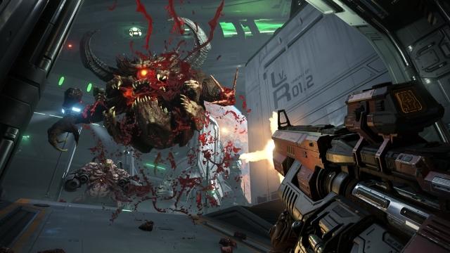Когда снова в ад? id Software и Bethesda назвали дату выхода DOOM Eternal