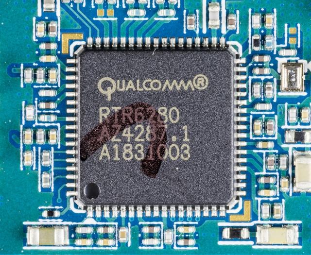 Плата контроллера Qualcomm RTR6280-91834