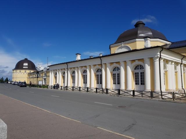 Архангельск: здесь пижонство проникло в Россию