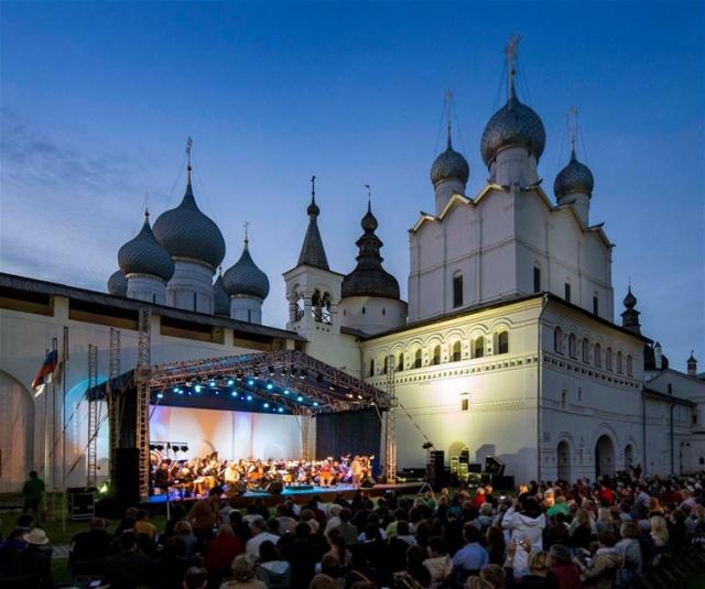 Новую версию трагедии «Гамлет» представит Ростовский кремль