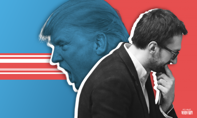 Почему Трамп не может справиться с украинским депутатом