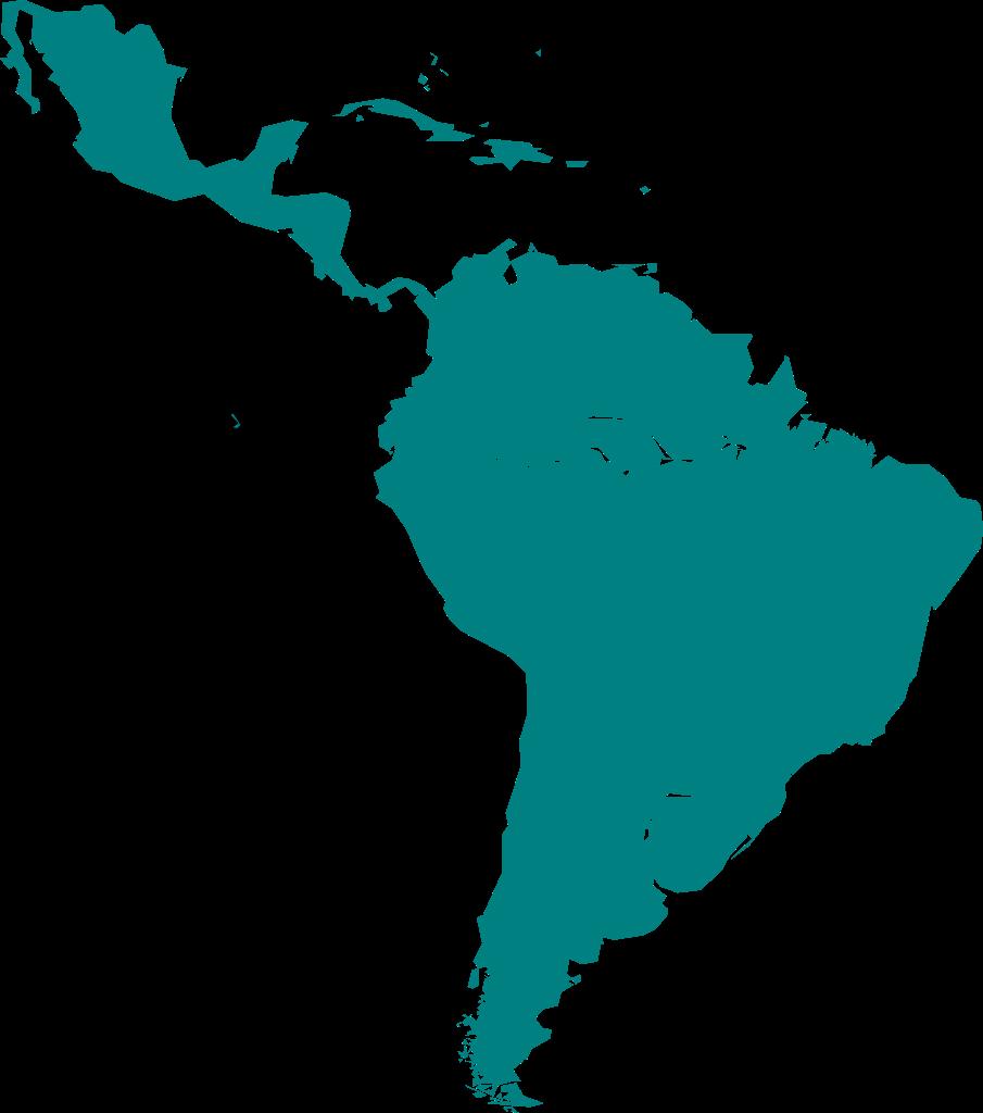 Латинская Америка