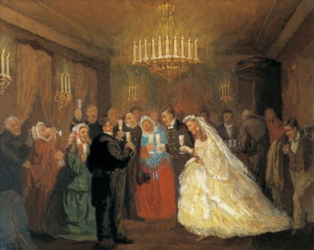 В Музее современной истории России пройдут церемонии бракосочетания