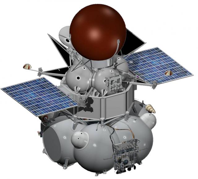Совет РАН по космосу призвал начать работы по проекту «Венера-Д»