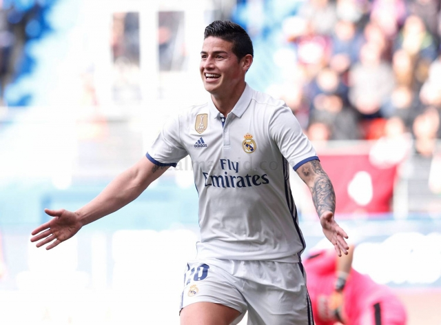 «Реал» отказался отдавать Хамеса в аренду в «Наполи»