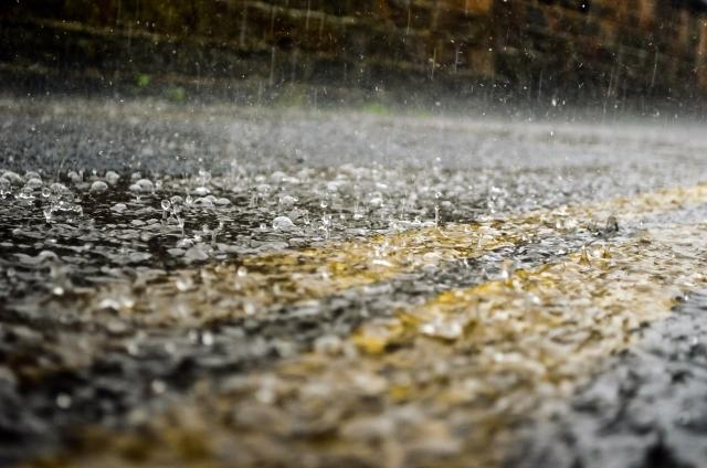 На юге Китая объявлен «синий» код погодной опасности в связи с ливнями