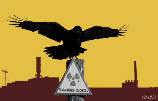 Туристы проявляют интерес к Чернобыльской зоне отчуждения в Белоруссии