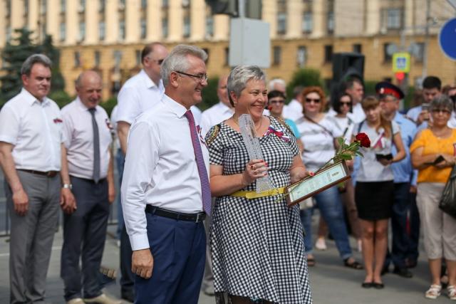 Открыта обновленная Галерея почета и славы работников и предприятий Пензенской области