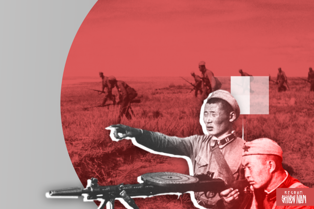 """""""Битва при Халхин-Голе началась из-за конфликта интересов СССР и Японии»"""