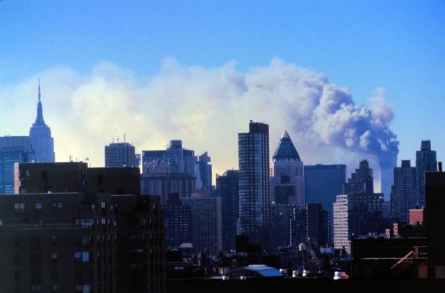 Терракт 11 сентября 2001 года в Нью-Йорке