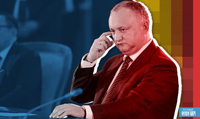 Додон рассказал о планах по воскресному маршу социалистов в Кишинёве